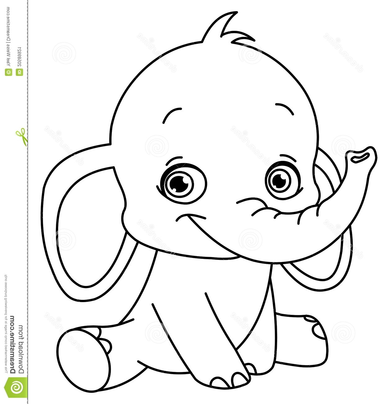 1255x1300 Tag Baby Elephant Coloring Pages Print Page Kids Best