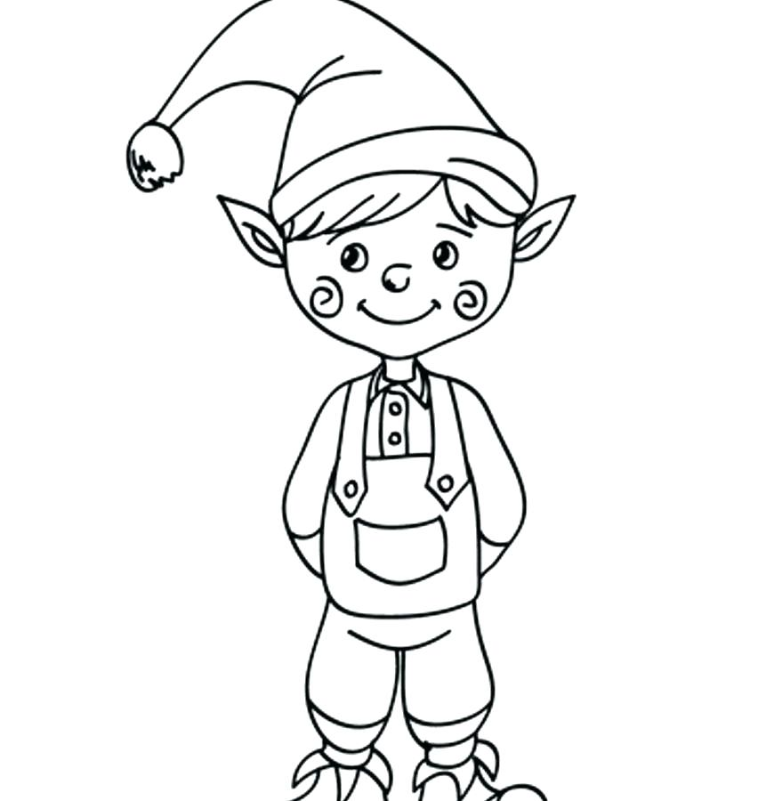 852x900 Elves Coloring Pages Elves Coloring Pages Coloring For Kids