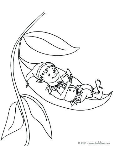 364x470 Elf Stocking Coloring Page Socks Coloring Pages Stocking Coloring