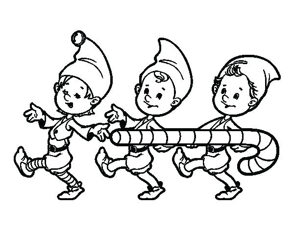 600x470 Elf On Shelf Coloring Pages Fluffysavages Club