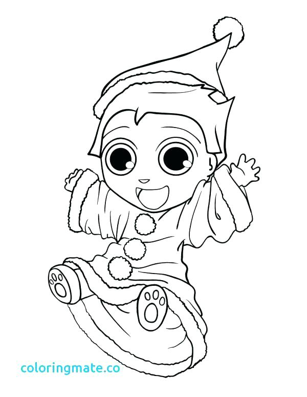 600x775 Elf Printable Coloring Pages Elf On The Shelf Coloring Pages Photo