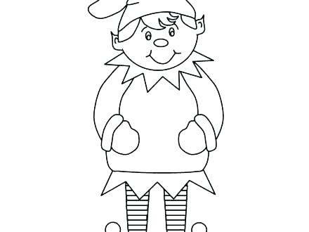 440x330 Coloring Pages For Adults Only Elf On The Shelf Printable Elves