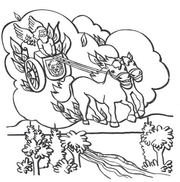 Elijah Coloring Pages at GetDrawings   Free download