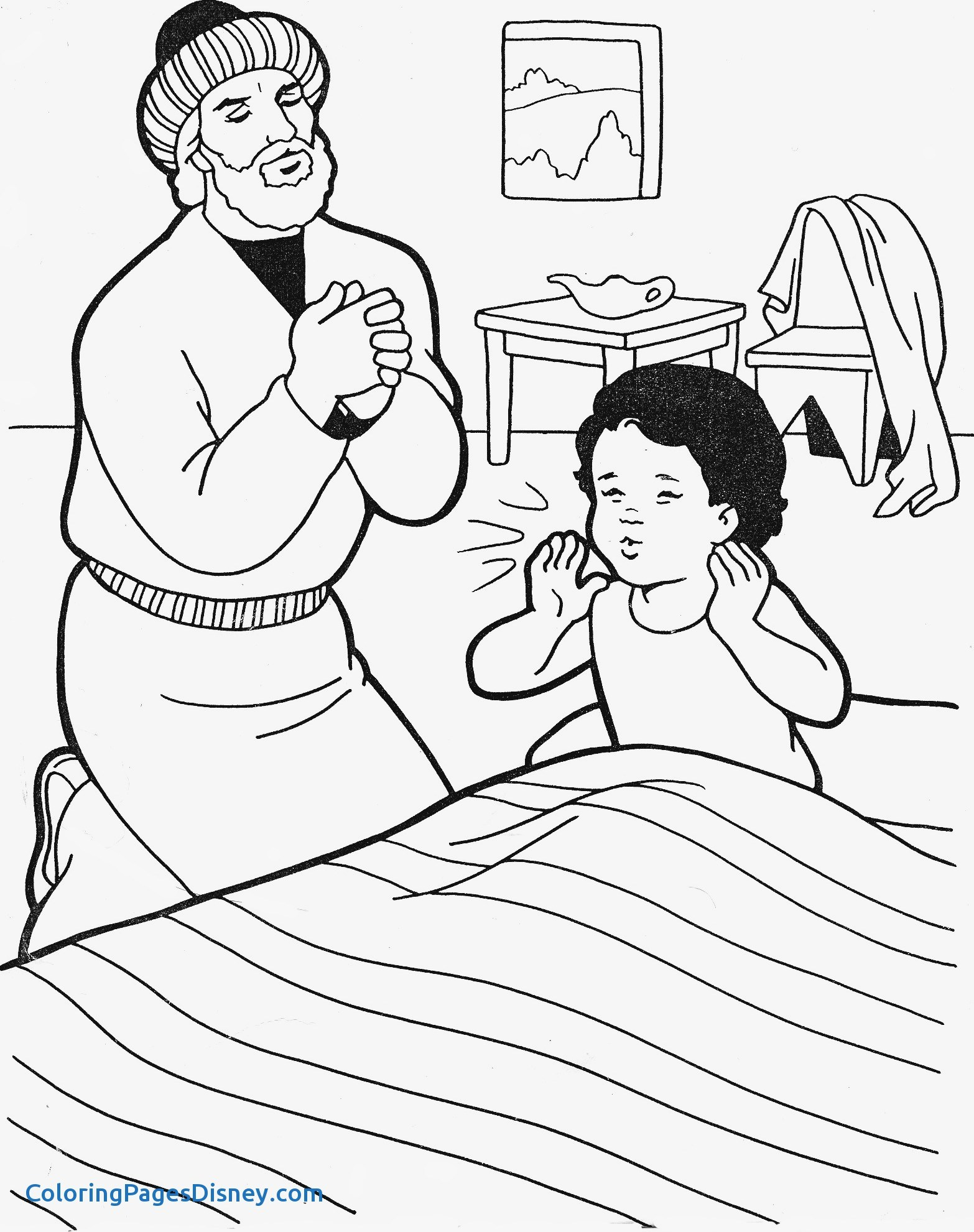1566x1981 Prophet Elisha Coloring Pages Lovely Charming Bible Story Coloring