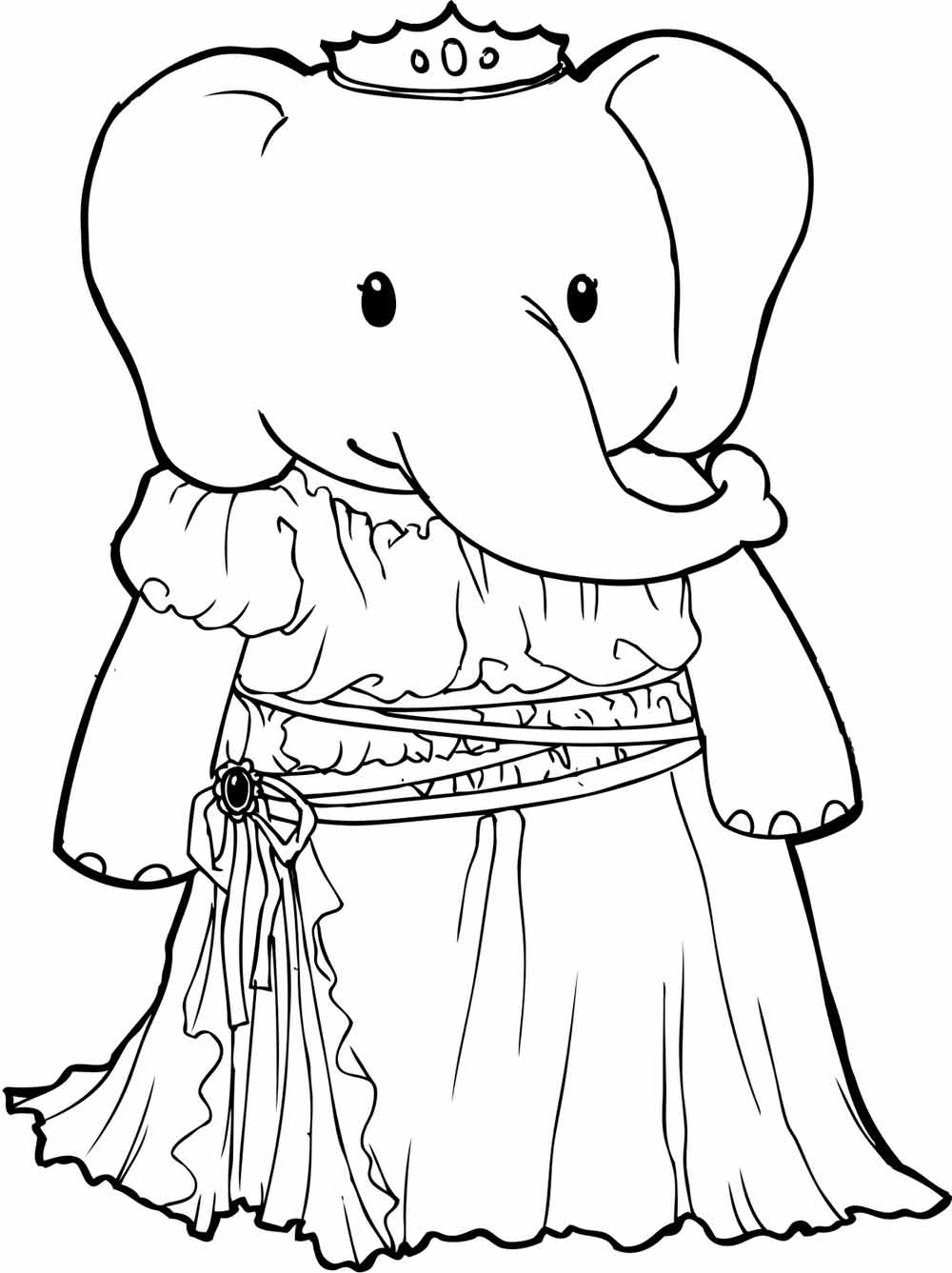 The Best Free Ella Coloring Page Images Download From 47 Free