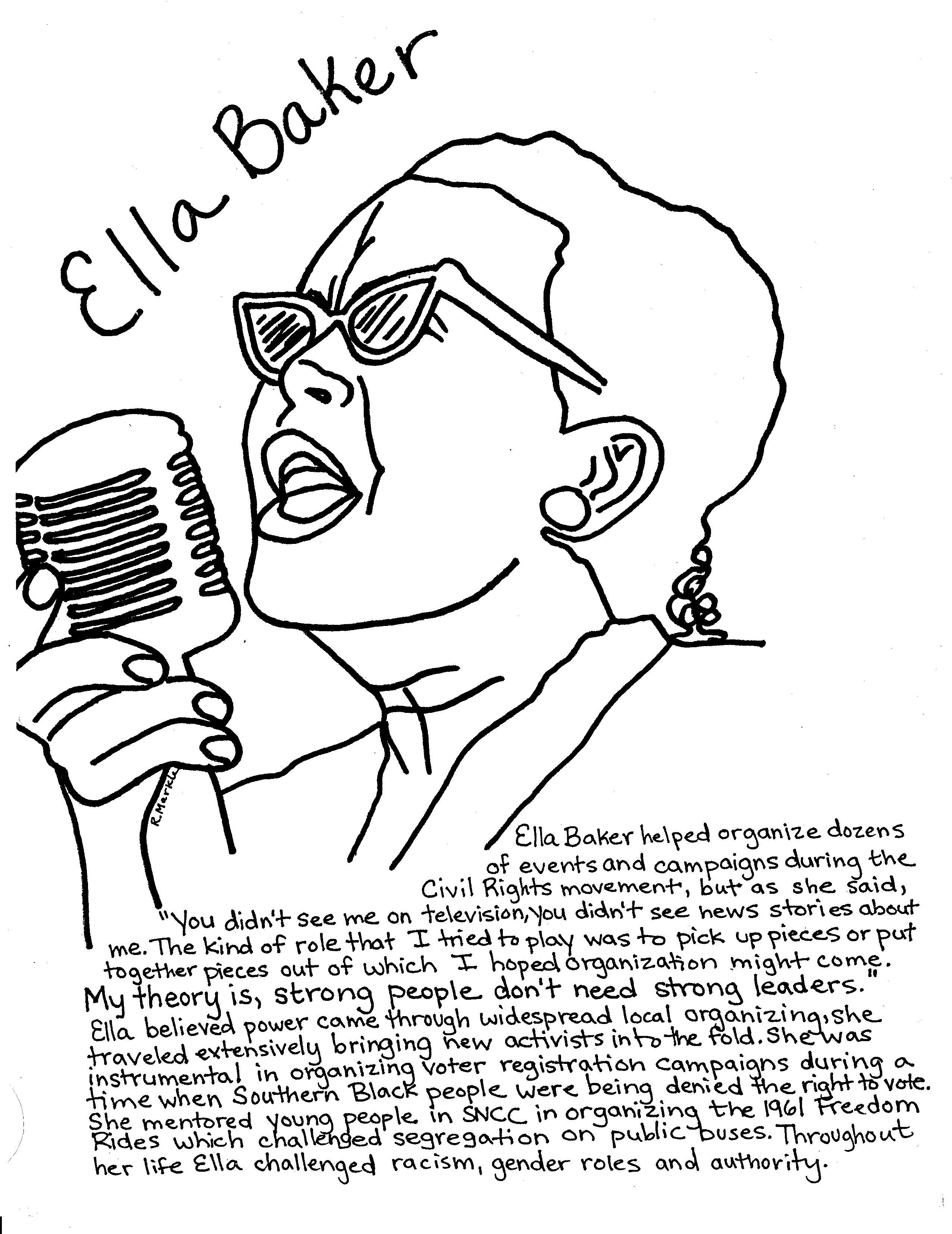 Ella Coloring Pages At Getdrawings Free Download