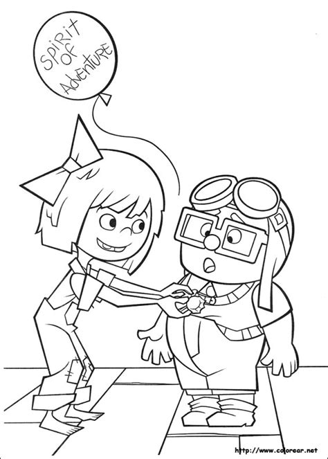 474x663 Smiling Ellie Coloring Page Free Printable Coloring Pages, Ellie