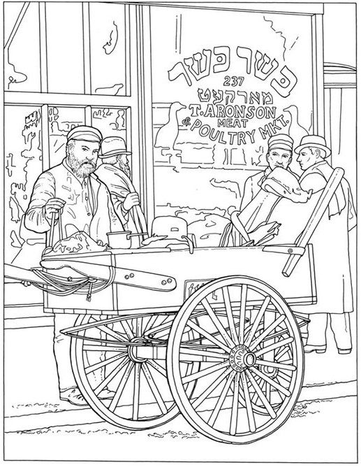 517x668 Best Coloring Book Images On Vintage Coloring Books