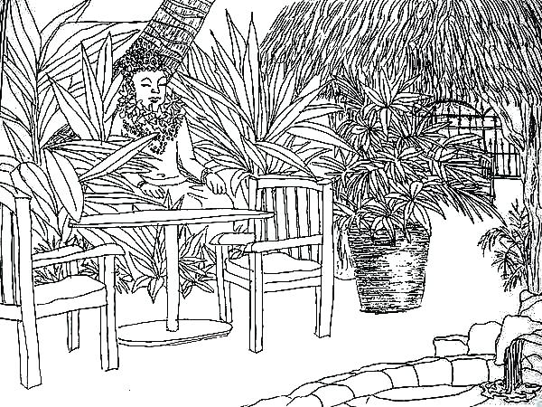 600x450 Island Coloring Page Island Coloring Page Coloring Pages