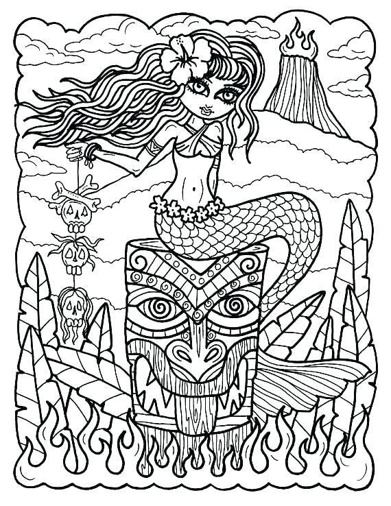 570x738 Island Coloring Page Printable Graffiti Coloring Pages Free