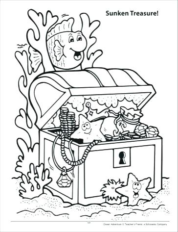 364x473 Island Coloring Page Treasure Coloring Pages Nims Island Coloring