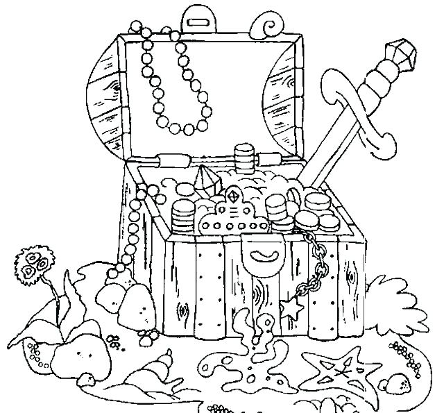 640x595 Island Coloring Page Word Tracing Island Coloring Page