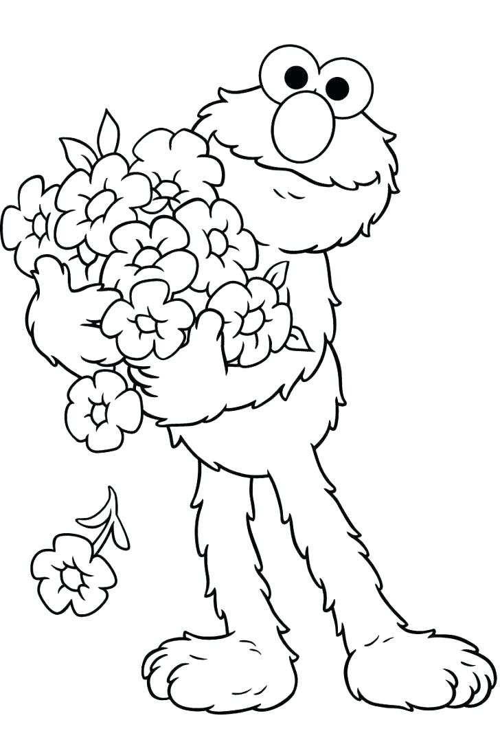 728x1080 Free Elmo Coloring Pages Coloring Pages Color Pages Harvest