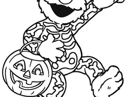 440x330 Elmo Coloring Pages Free Printable
