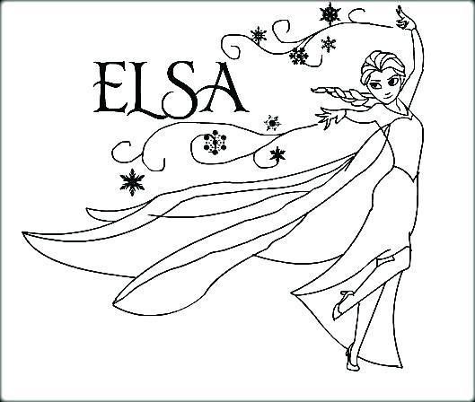 529x448 Frozen Elsa Coloring Frozen Coloring Pages Printable Pics Frozen