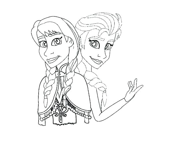 600x500 Elsa Coloring Pages Free Pdf Coloring Pages Frozen Coloring Book