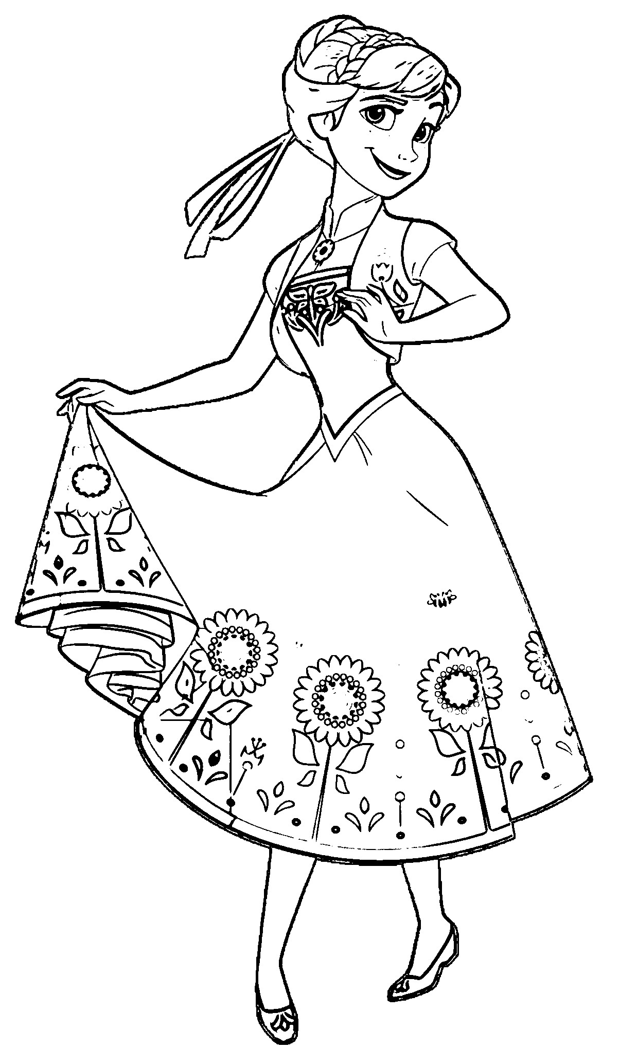 1203x2040 Fresh Elsa Coloring Pages For Christmas Christmas Coloring Pages