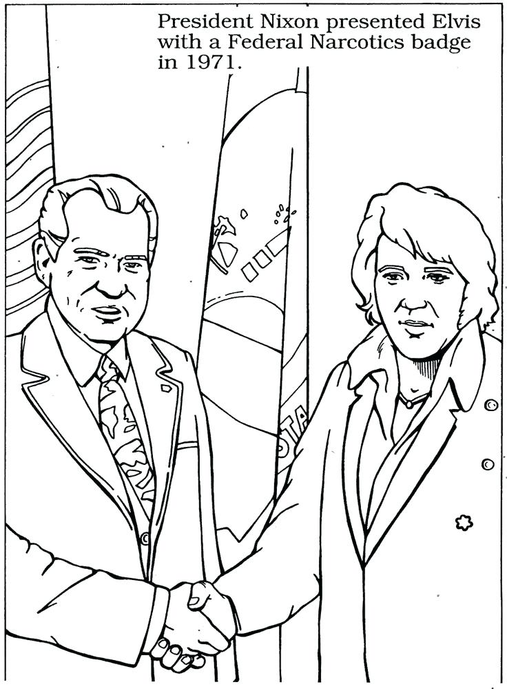 736x999 Elvis Coloring Pages Coloring Pages Pictures Of Coloring Pages