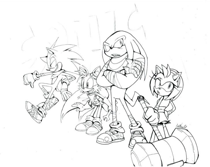 728x580 Knuckles Want To Find Chaos Emerald Coloring Pages Thanksgiving