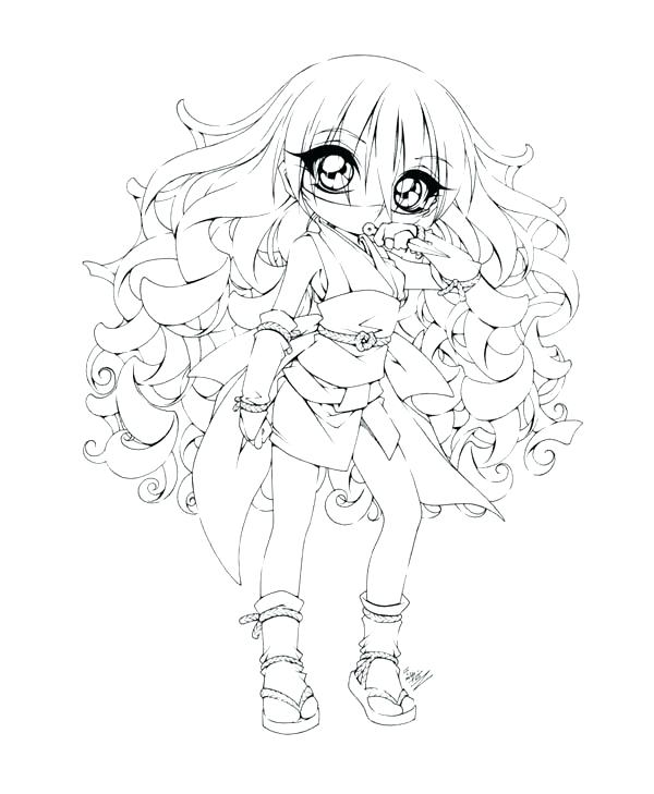 600x729 Anime Coloring Page Emo Girl Coloring Pages Anime Coloring Pages