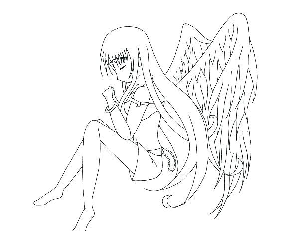 600x463 Emo Girl Coloring Pages Emo Girl Coloring Pages Anime Vampire Girl