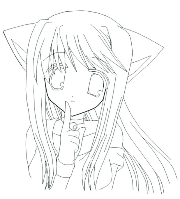 618x686 Emo Girl Coloring Pages