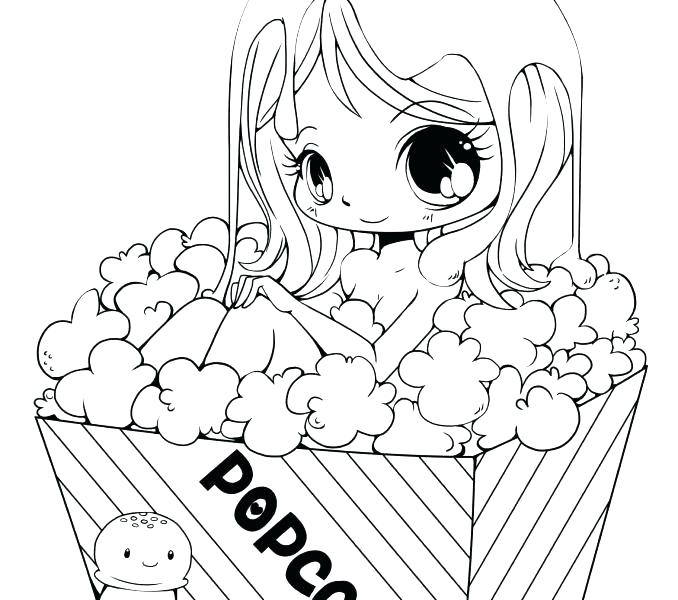 678x600 Coloring Page For Girls Emo Girl Coloring Pages Anime Girl