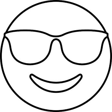384x384 Free Emoji Coloring Pages Image Result For Printable Emoji