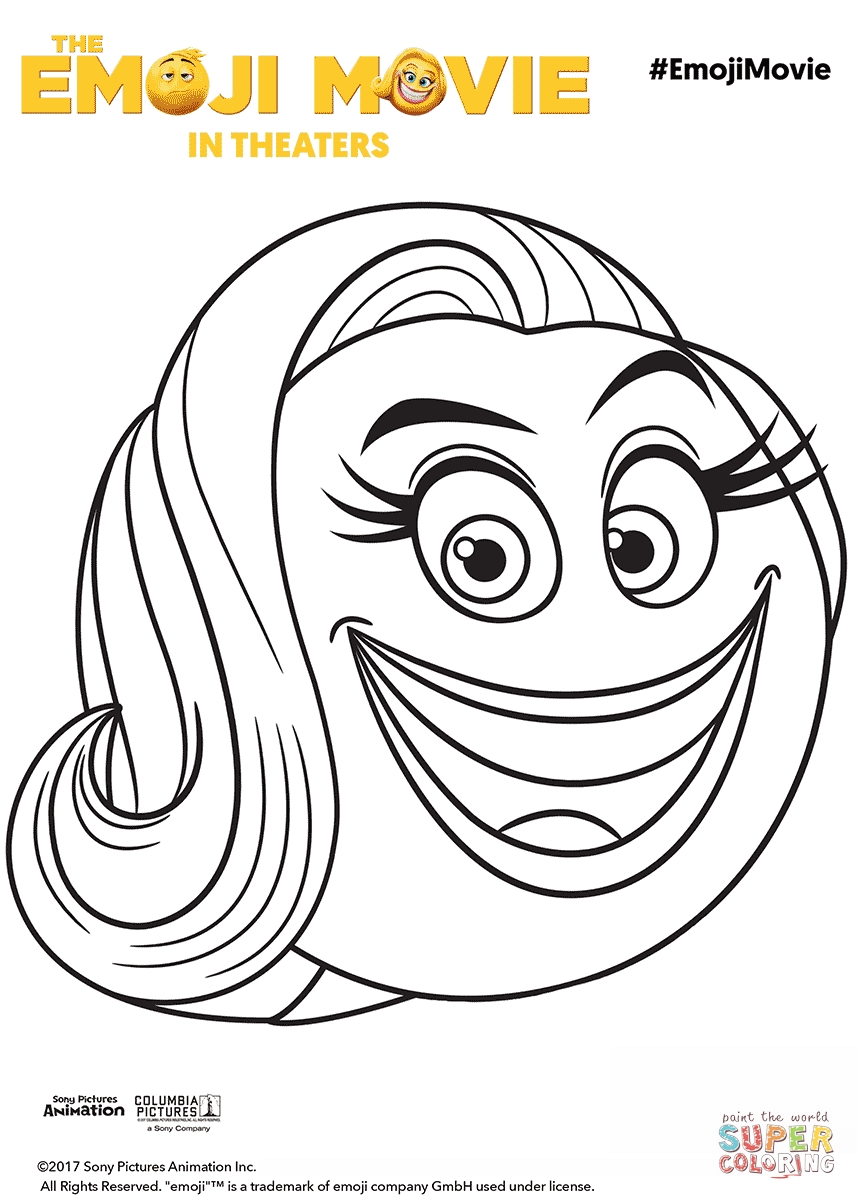 857x1200 New Emojis Coloring Pages Free Coloring Pages Download