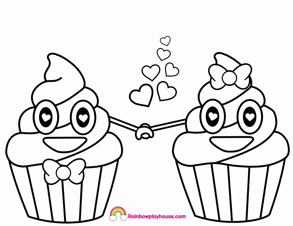990x765 Free Emoji Coloring Pages Pictures Best Emoji Coloring Pages