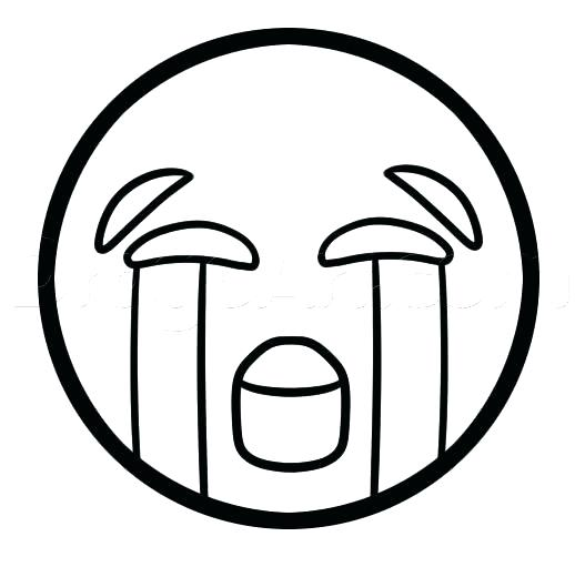518x511 Free Printable Emoji Coloring Pages