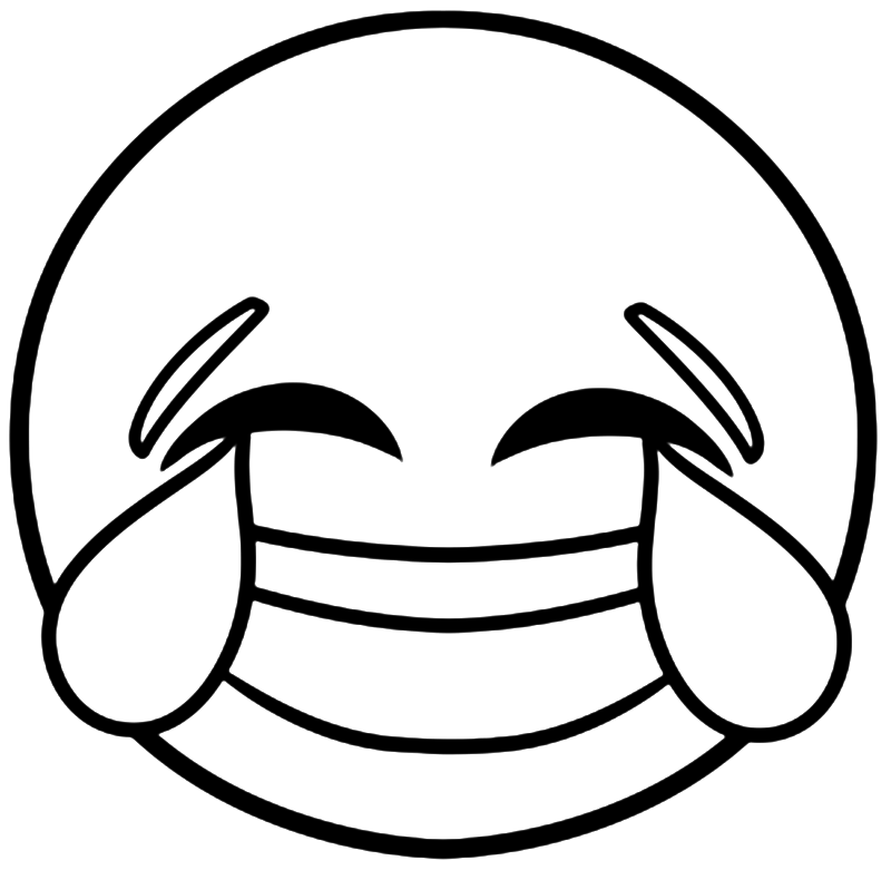 800x781 Emoji Coloring Pages