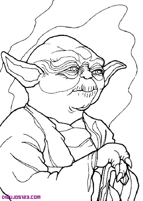 Empire Strikes Back Coloring Pages