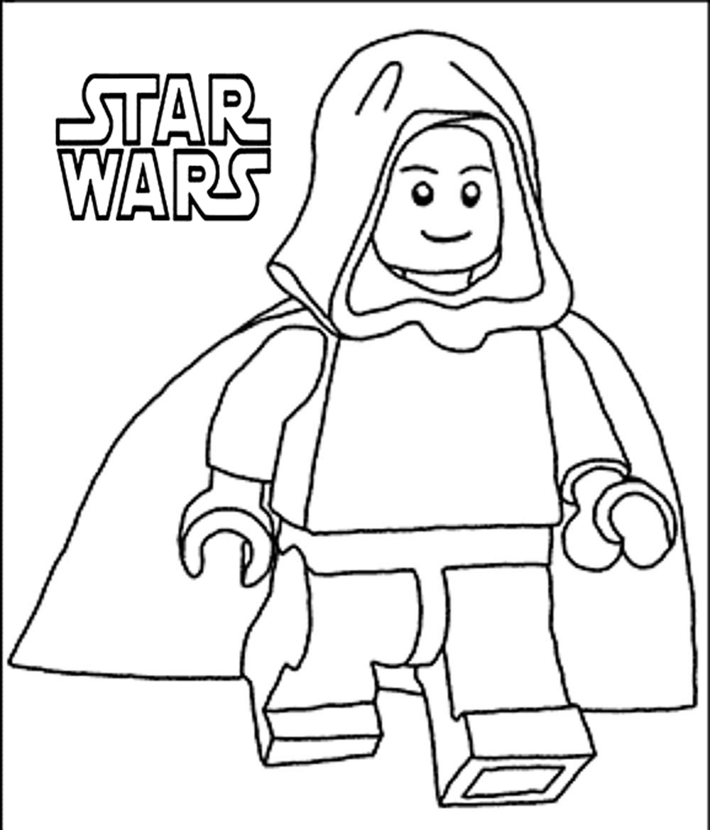 1000x1169 Top Star Wars Coloring Pages Online Free