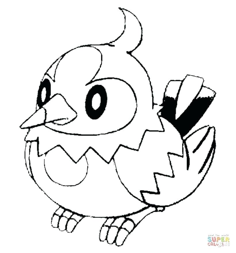 820x878 Pokemon Coloring Pages Empoleon The Coloring Page Download Print