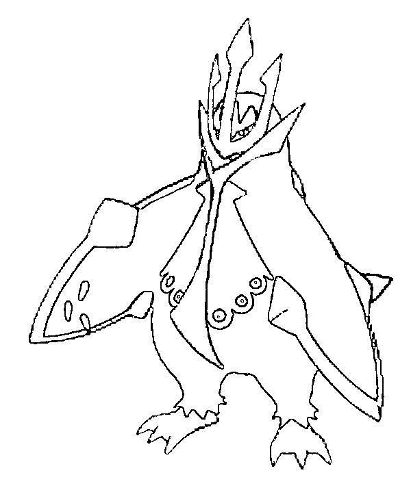600x713 Coloring Pages Pokemon