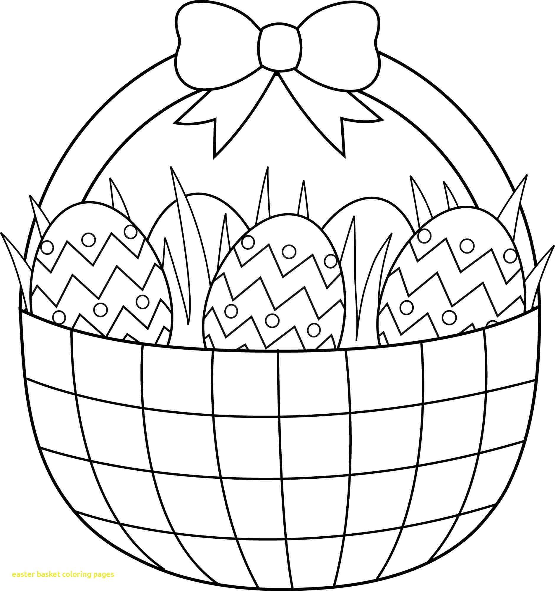1878x2000 Easter Basket Coloring Pages With Coloring Pages Easter Baskets