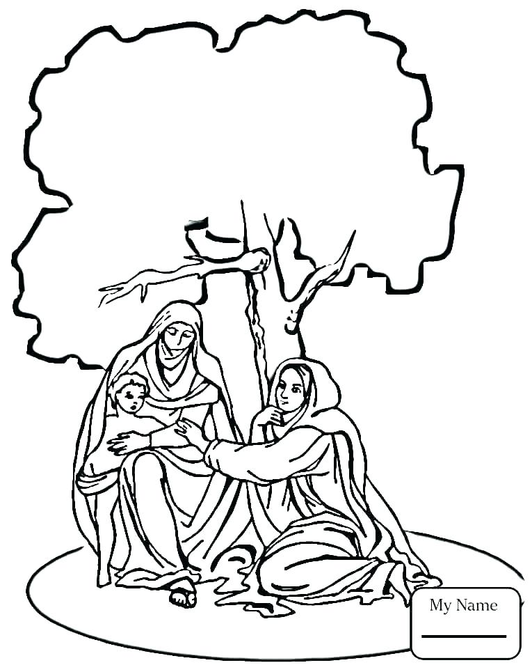 765x965 Jesus Resurrection Coloring Pages Empty Tomb Coloring Pages Jesus