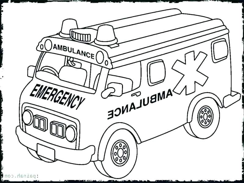800x600 Ambulance Coloring Page Ambulance Coloring Page Ambulance Coloring