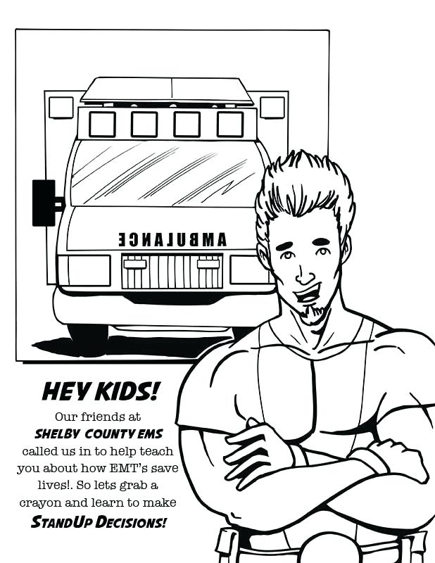618x800 Ambulance Coloring Pages Colouring Pages Ems Coloring Page