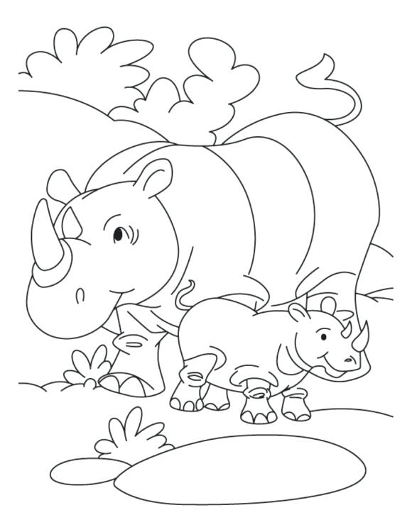 580x750 Terrific Endangered Species Coloring Pages Reef Plants Coloring