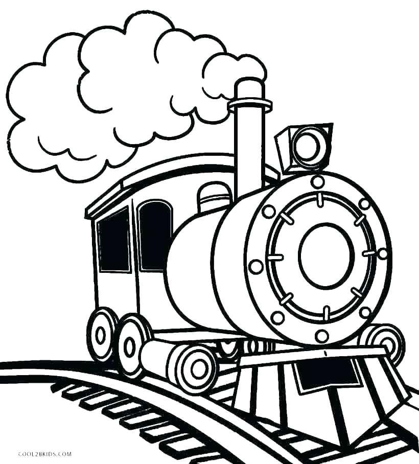820x908 Thomas The Tank Engine Coloring