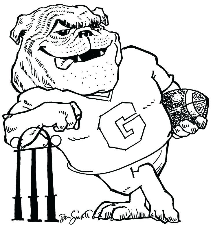 736x787 Old English Bulldog Coloring Pages French Bulldog Coloring Page