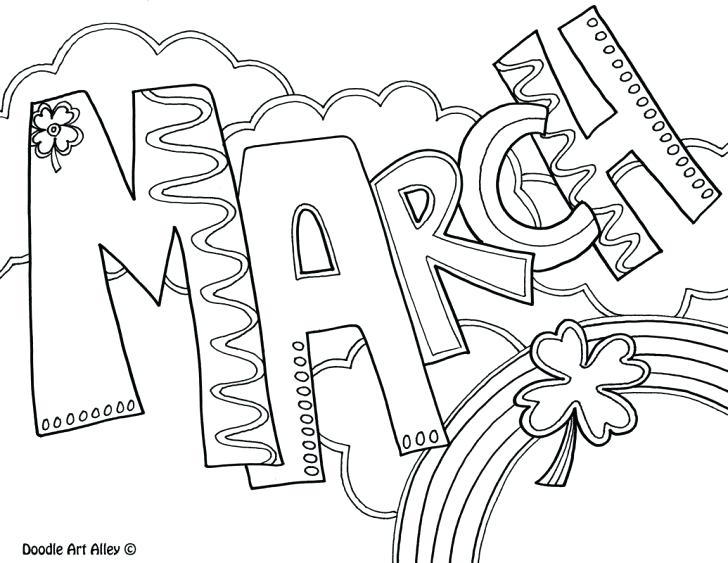 728x563 English Coloring Pages Alphabet Color Pages Page English