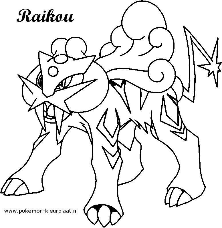 776x799 Raikou