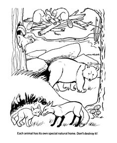 236x288 Earth Day Coloring Pages
