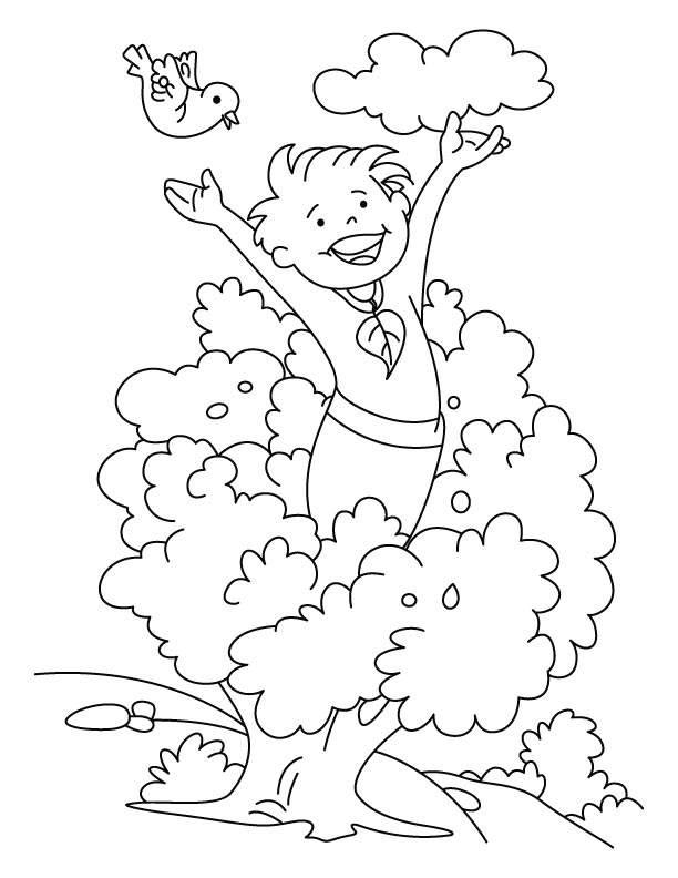 612x792 Clean Environment To Play Coloring Pages Download Free Clean