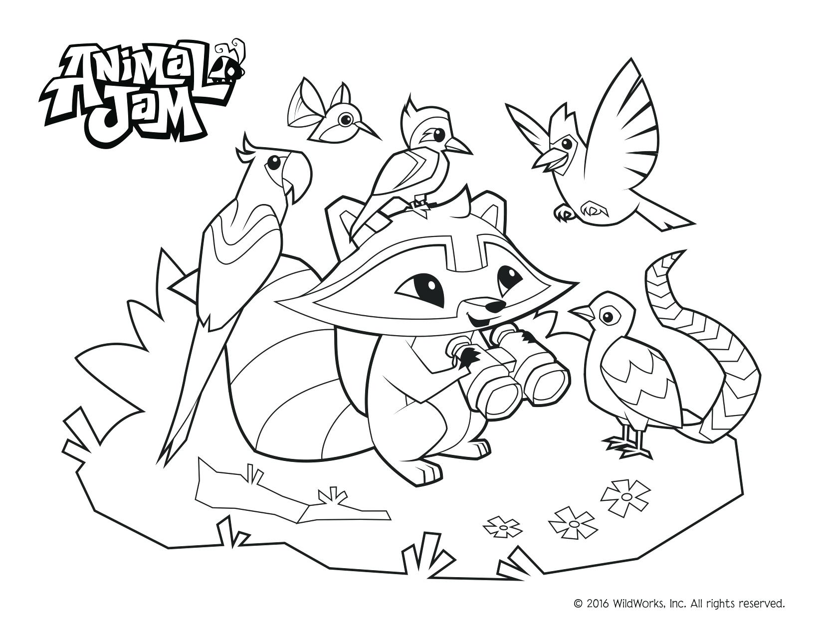 1650x1275 Coloring Pages Of Animals That You Can Print Here Are Some Months
