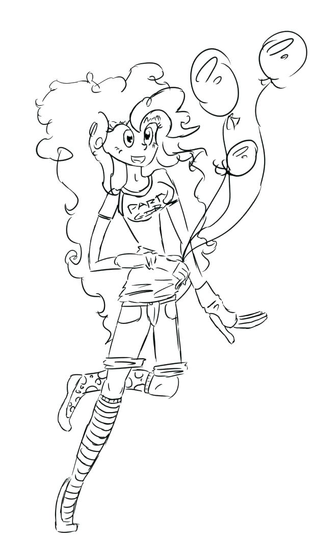 618x1051 My Little Pony Equestria Girl Coloring Girls Coloring Pages Pinkie