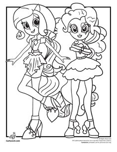 236x305 Mlp Pinkie Pie Equestria Girls Coloring Pages Pixels